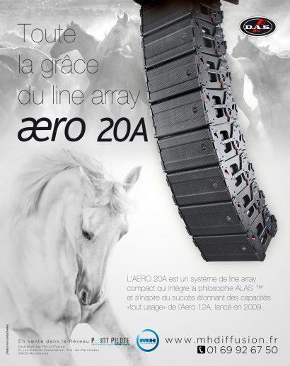 Pub SonoMag – Aero 20A | DAS Audio
