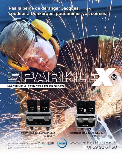 Pub SonoMag – SPARKLEX