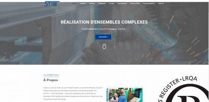 Site Web STIM94