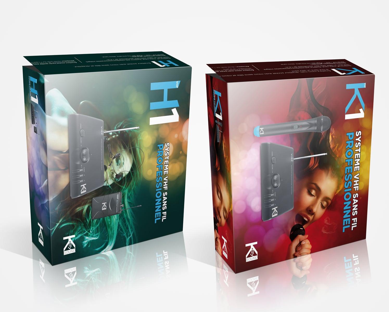 Packaging Micros K-SOUND