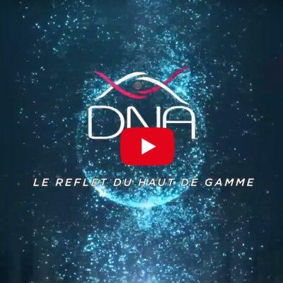 Teaser produit pour la série RGB Laser (DNA)