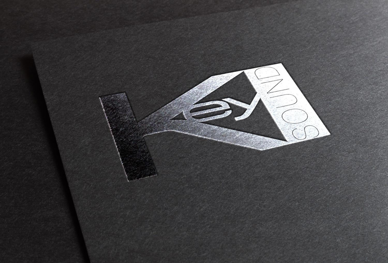 Création du logo K-SOUND (Illustrator, Photoshop)