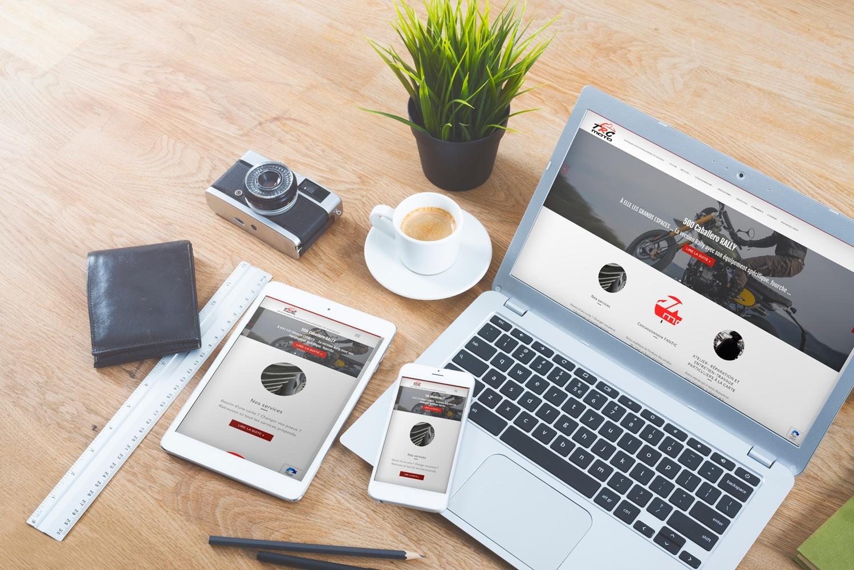 Site web  TRC MOTO.com